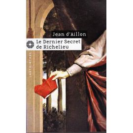 Aillon-Jean Le-Dernier-Secret-De-Richelieu