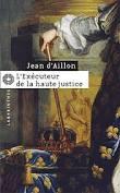 executeur de la haute justice