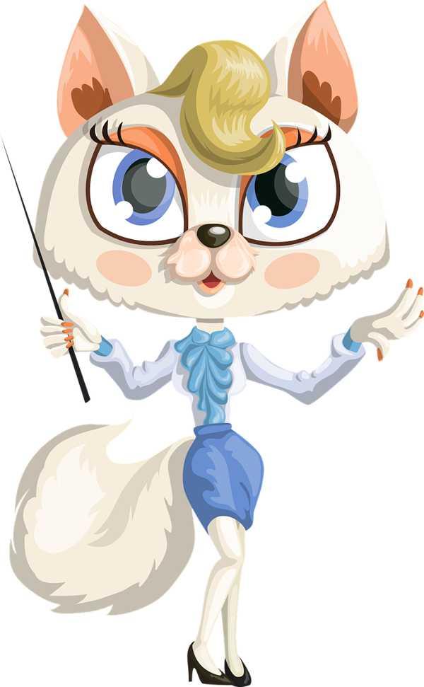 professeur chat