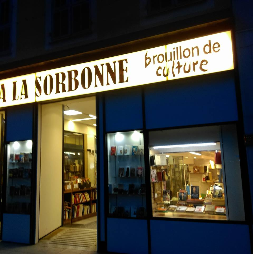 librairie brouillon culture nice